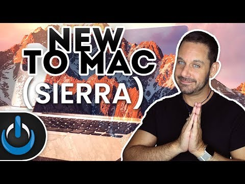 New to Mac: Sierra Edition *** FULL CLASS ***