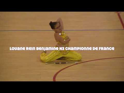 Nos St-Séverine lors de la finale du championnat de France N3