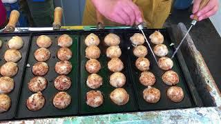 Video takoyaki | best takoyaki compilation  タコヤキ MP3, 3GP, MP4, WEBM, AVI, FLV November 2018