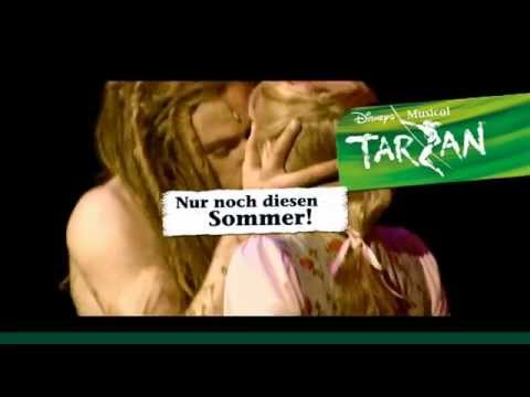Stage.TV - Disneys Musical TARZAN | TV Spot