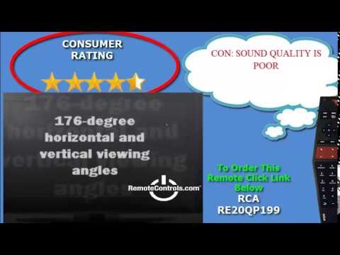 "Review RCA LED HDTV 32"" Class - LED32G45RQ"
