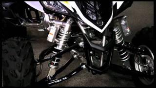 2. Raptor 700R, Yamaha 2012