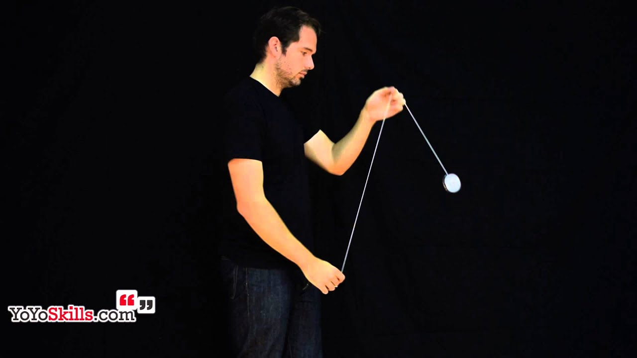 YoYoSkills Tutorials: Braintwister- Beginner Yo-Yo Trick Tutorial from Sam Green