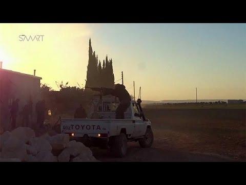 Στον έλεγχο του συριακού στρατό περιοχή στο ανατολικό Χαλέπι