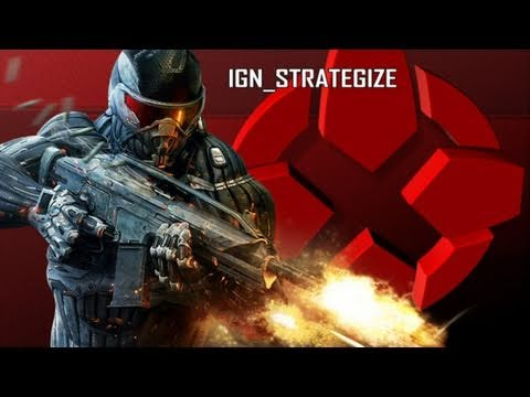 preview-Crysis 2 Nanosuit Guide - IGN Strategize 03.23.11 (IGN)