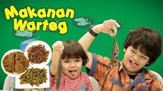 Video KATA BOCAH tentang Makanan Warteg (Kerang, Sayur Sop dan Telur Dadar) | #48 MP3, 3GP, MP4, WEBM, AVI, FLV Februari 2019