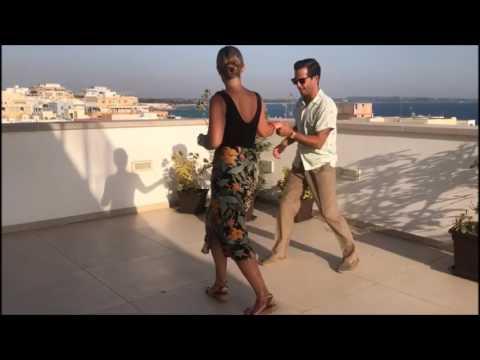 50s Jiving / Rockabilly Jive Dance / RocknRoll Dance / Rooftop