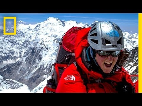 everest - Fifty years ago, Americans summited Mount Everest for the first time. To celebrate this anniversary, climbers Conrad Anker and Emily Harrington, writer Mark ...