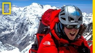 National Geographic Live! - The Call of Everest