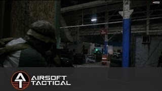 Best moment of the week:  9:00Check out the fast-paced indoor CQB game play from Airsoft Tactical in Rochester, NY.Visit my blog @https://www.docsairsofttactics.comFilmed and edited by http://www.facebook.com/vertekmediaIG: @vertekmediaYT: http://www.youtube.com/c/Vertekmediausa http://www.Vertekmedia.com