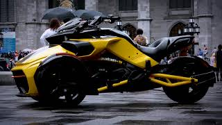3. CAN-AM Spyder Daytona 500: Review in Montreal!