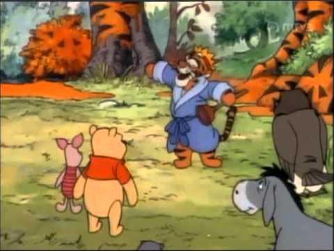 SinäTuubaPaska Tiikeri leikkii homoa