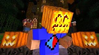 Minecraft Mini-Game: HALLOWEEN HORROR with Vikkstar&JeromeASF