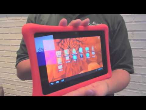 Review of the Nabi 2 Kids 7-inch Android Tablet - NABI2NVA