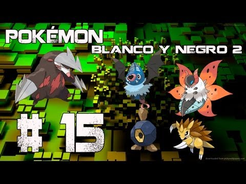 Guia/Walkthrough Pokémon Blanco y Negro 2 | Capturando a Volcarona | #15