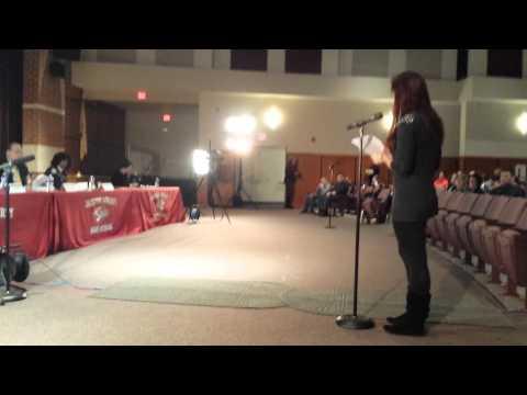 Lisa from Stafford Twp NJ Testimony 1.29.15