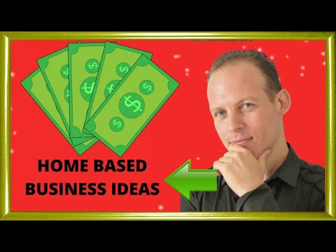 Best easy and simple home based business ideas & opportunities that you can work on and grow at home