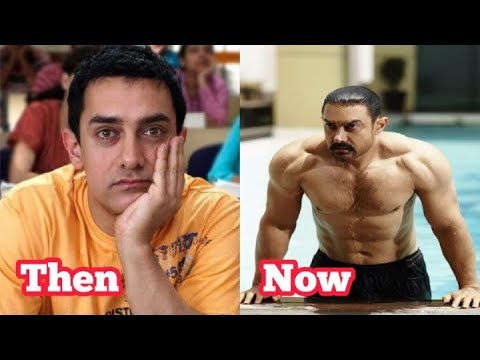 3 Idiots (2009) Cast Then and Now