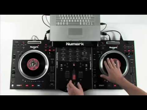 Đầu DJ Numark V7 Motorized Turntable Software Controller