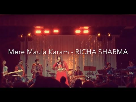Mere Maula (Khakee) | Soulful song by Sufi queen Richa Sharma live in San Jose, California 2017 tour