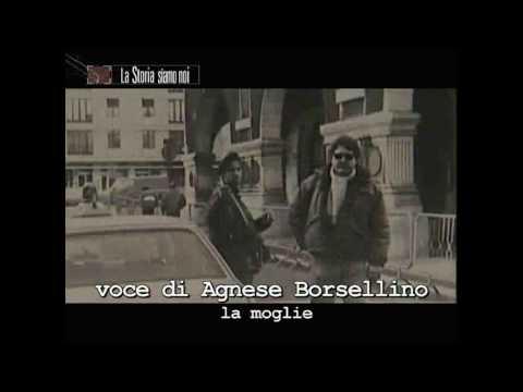 57 giorni a Palermo - La scorta di Borsellino