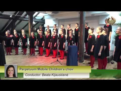 Детски хор Перпетум мобиле