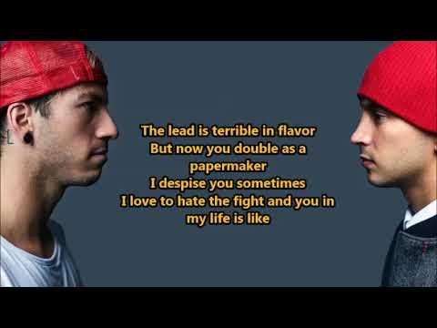 twenty one pilots- Chlorine (Lyrics) {HeyLyrics}