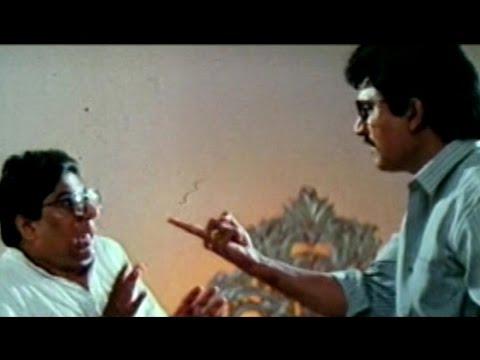 Swarnamukhi Movie    Suman Angry on Saikumar Sentiment Scene    Suman, Sai Kumar, Sangavi