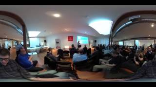Local and Cloud Backup and RecoveryVancouver-Google-Technology-User-Group-GTUGFilmed with Ricoh Theta S in April 2016.
