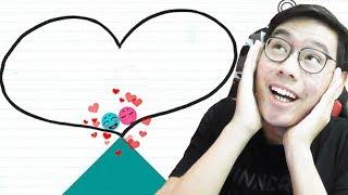 Video KETIKA 2 BIJI DIPERSATUKAN HMMM.. - Love Balls Gameplay MP3, 3GP, MP4, WEBM, AVI, FLV Juli 2018