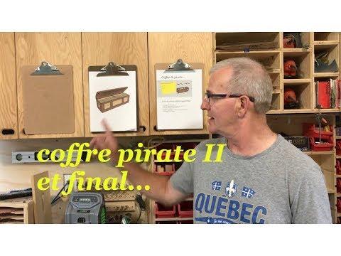 Coffre pirate II
