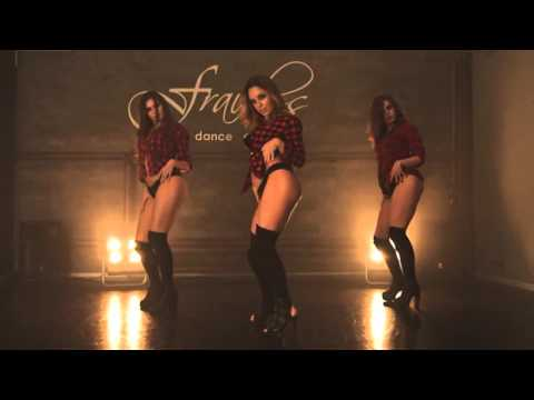 FEEL IT sexy choreo by FRAULES Fraules team 18 (видео)