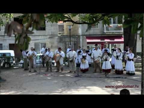 Música tradicional no Palco da Música o domingo 1 de xullo de 2012.