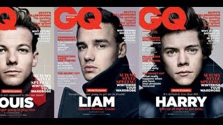 One Direction GQ Cover Backlash | POPSUGAR News