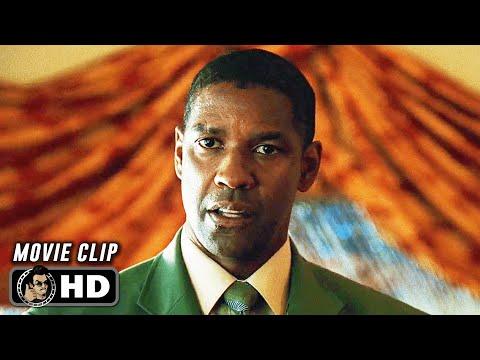 "MAN ON FIRE Clip - ""Creasy Confronts Samuel & Lisa"" (2004)"