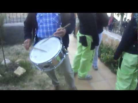 Dianas fiestas Revilla del Campo 2012.