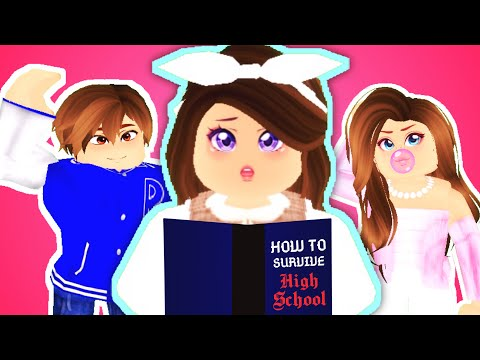 FRENEMIES EP 1 💕 Roblox Royale High Series [Voiced&Captioned]