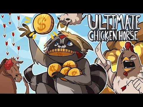 Beard oil - DON'T SHOW PETA THIS VIDEO!  Ultimate Chicken Horse (w/ H2O Delirious, Ohm, & Squirrel)