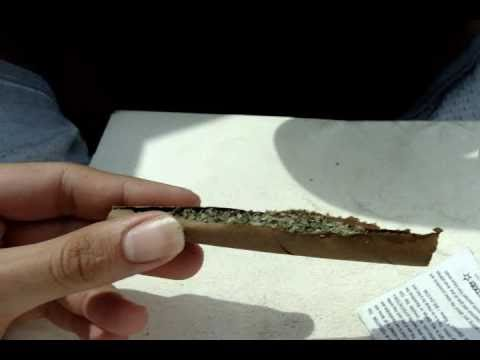 How To Roll A Blunt Video