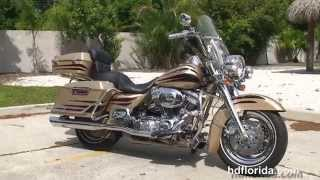 2. 2003 Anniversary Harley Davidson CVO Road King ~ 2018 models August