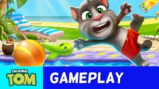 Summer's finally here and Talking Tom couldn't be happier! In fact, he loves summer so much he's brought the summertime fun into his home by making it look like the beach! Watch and see how that's even possible!Subscribe to my YouTube channel: https://www.youtube.com/user/TalkingTomCat?sub_confirmation=1 I'm Talking Tom, and I'm the original talking tomcat. It's great you've stopped by. If there's fun to be had, this cool cat and my friends are probably having all of it!You should definitely check out my shorts, trailers, and gameplay videos featuring me and my friends. Also, keep up to date with my crazy thoughts and ideas via my video blog Talking Tom Brainfarts. You could try looking, but you won't find a funnier guy anywhere else! Stick around! Don't forget to explore the hilarious world of My Talking Tom. Adopt me as your very own virtual pet, dress me up the latest, greatest, and funniest outfits ever, play some really cool mini games and join in the fun. http://MyTalkingTom.comNew videos get uploaded all the time. But while you wait, check out my friends' channels too! Talking Angela and Talking Ginger have some great stuff for you to watch, and you can find even more videos over on the Talking Tom and Friends channel.Stay awesome guys,Tom :)For more fun…▶︎ enjoy our Animated Series on Talking Tom and Friends channel: https://www.youtube.com/TalkingFriends▶︎ here's the very popular Talking Angela's channel: https://www.youtube.com/TalkingAngela▶︎ don't miss out on Talking Ginger's YouTube channel: https://www.youtube.com/TalkingGingerTalking Tom is also known as: Sprechender Kater Tom, Tom qui parle,  Tom Falante, Tom el gato parlante, Konuşan Tom, توم المتكلم
