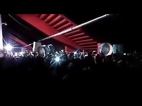 La Hinchada de Atletico tucuman de fiesta al finalizar el partido vs independiente - La Inimitable - Atlético Tucumán