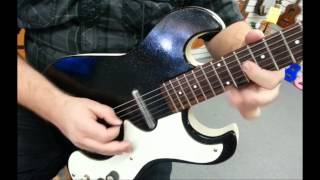 Jack White - High Ball Stepper (Play along by Adam Gonzales)