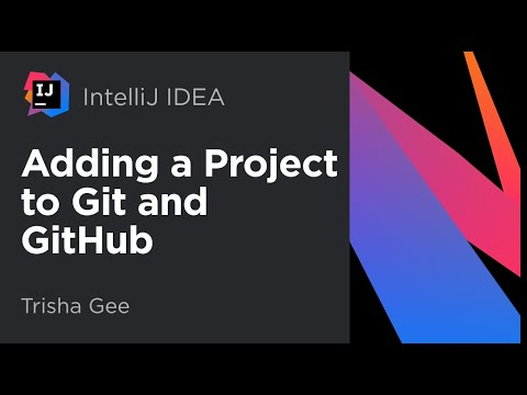 Adding a Project to Git and GitHub