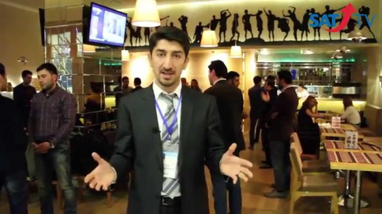 Satış Təlimi – yekun toplantı. Azad Qəhrəmanov.