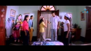 Mahesh Babu Comedy With His Sister - Okkadu