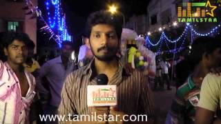 Balaji at Nagarvalam Movie Shooting Spot