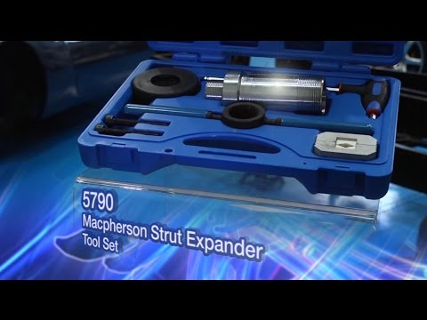 5790 Macpherson Strut Expander Tool Set