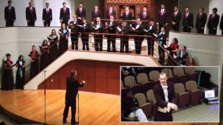 Download Lagu Heilig, Felix Mendelssohn - KU Chamber Singers - Christopher Smith, conductor Mp3