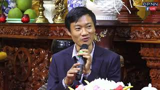 Talk Show: VÌ SAO TÔI THEO ĐẠO PHẬT  - Khách Mời: Doanh Nhân Nguyễn Ngọc Hiếu